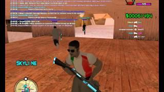 La Cosa Nostra vs The Ballas Gang [WAR]