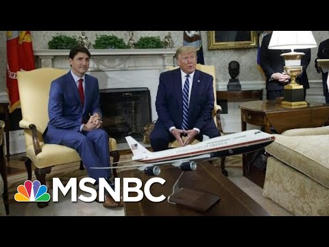 Donald Trump: 'You'll Soon Find Out' If U.S. Plans Iran Air Strike   Andrea Mitchell   MSNBC