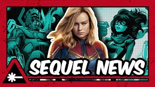 Captain Marvel 2: New Director & Theory Breakdown (Nerdist News w/ Dan Casey)