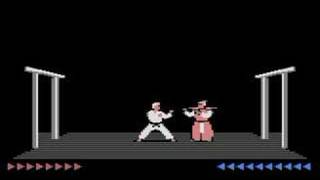 Atari game - Karateka - Final