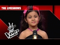 Ayat - Tumse mili Nazar | The Liveshows | The Voice India S2