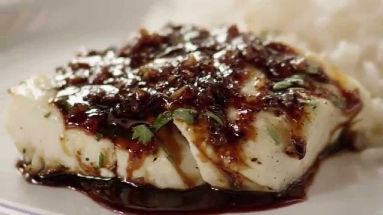 fish recipes halibut asian allrecipes inspired