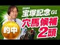 【宝塚記念 2020】一発狙うならコレだ!安田記念ズバリの水上学が見つけた爆穴候補!【競馬】