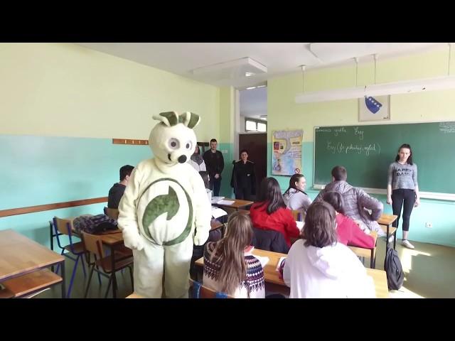 Edukacija nastavnog osoblja i učenika u okviru projekta