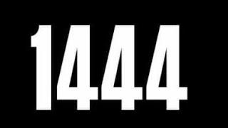 ¿Qué es el video 1444? ¿Por qué escriben la fecha? Video