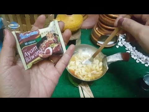 Barbie Di Masakin Mie Rebus Pedass Cooking Time Boneka Barbie Bahasa Indonesia Youtube