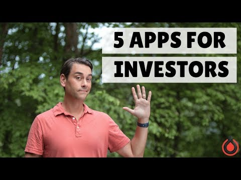 Morris Invest: 5 Must-Have Apps For Real Estate Investors