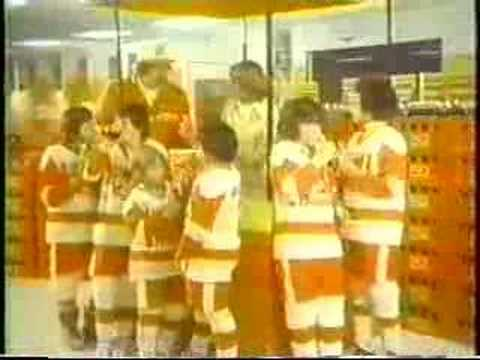Pop Shoppe Eddie Shack Commercial 1978 - YouTube