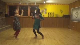 Four Step Dandia with Vidya Nahar