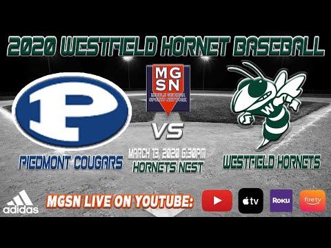 Piedmont Academy Cougars vs. Westfield School Hornets