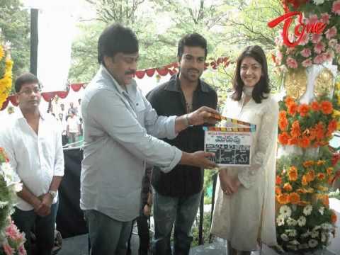 Ram Charan 4th Movie