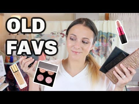 FULL FACE USING OLD FAVORITES | Get Ready with Me
