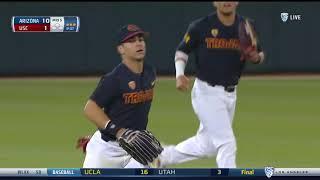 Baseball: USC 2, Arizona 14 - Highlights 4/13/18