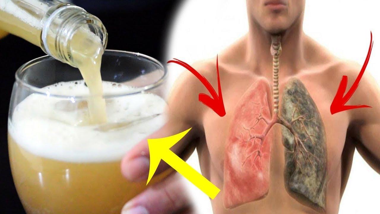 DAHA İYİ NEFES ALIN. Akciğeri Kısa Sürede Temizleyen Mucizevi 10 Besin