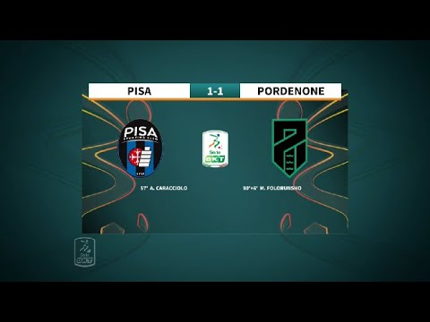 Pisa Pordenone Goals And Highlights