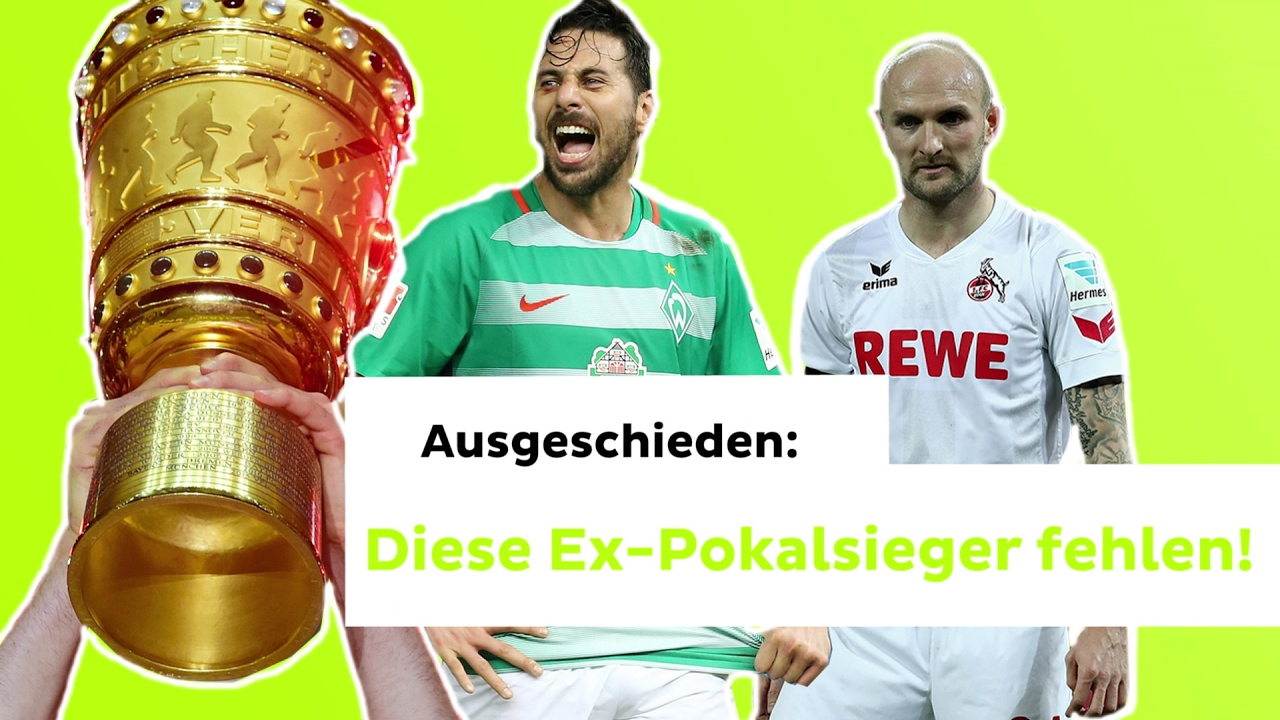 Pokalsieger Deutschland