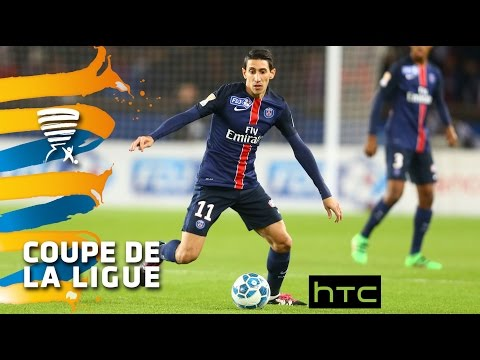 Le parcours du Paris Saint-Germain - Coupe de la Ligue 2015-2016