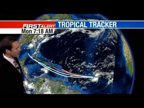 National Hurricane Center watching new system in Atlantic