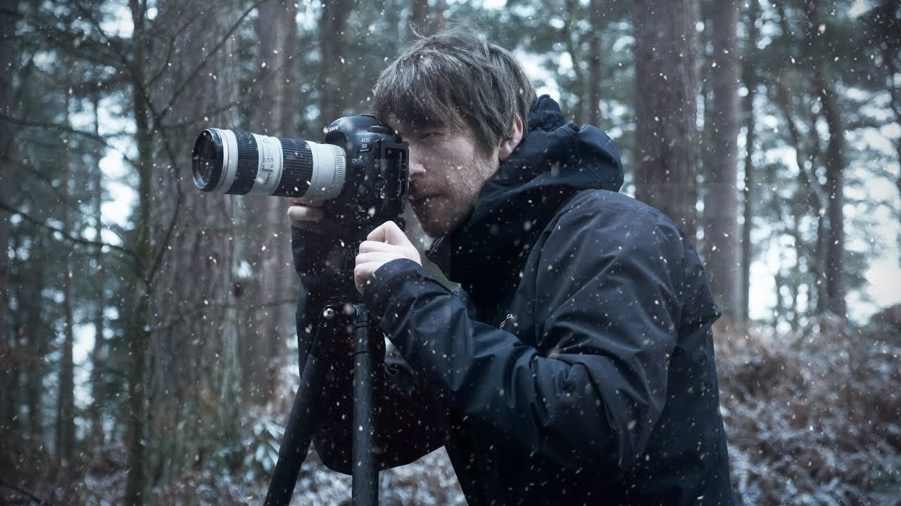 Winter Photography in the Snow