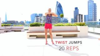 HIIT 10 Min 3 Rounds