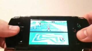 Dingoo A330 Emulation/Gaming Handheld Review