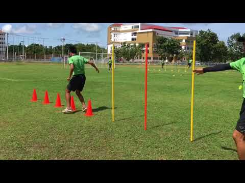 การเสริมสร้างสมรรถภาพทางร่างกายของนักกีฬาฟุตบอล