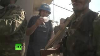 Amnesty International: Журналисты все больше боятся освещать нарушения прав в Сирии