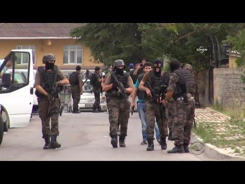 Attack On U.S. Embassy In Turkey