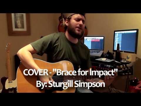 Brace for Impact - Sturgill Simpson - Cover - Evan Rotary - Guitar Lesson- Verse / Chorus
