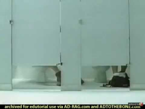 Fox Sports Net - MLB Public Toilet Promo Commercial 2001 with the actor of AXN's Asia's Got Talent