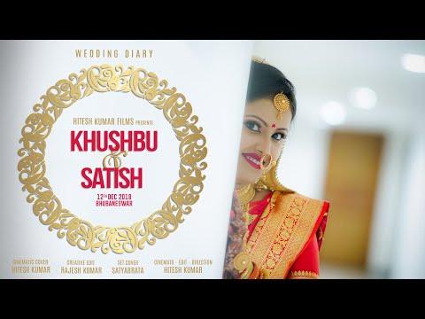   Khushbu & Satish   Wedding Diary   Hitesh Kumar Films   FHD  