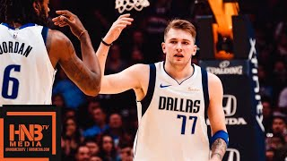 Dallas Mavericks vs Denver Nuggets Full Game Highlights | 12.18.2018, NBA Season