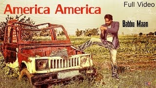 America America - Babbu Maan - Full Video - 2014