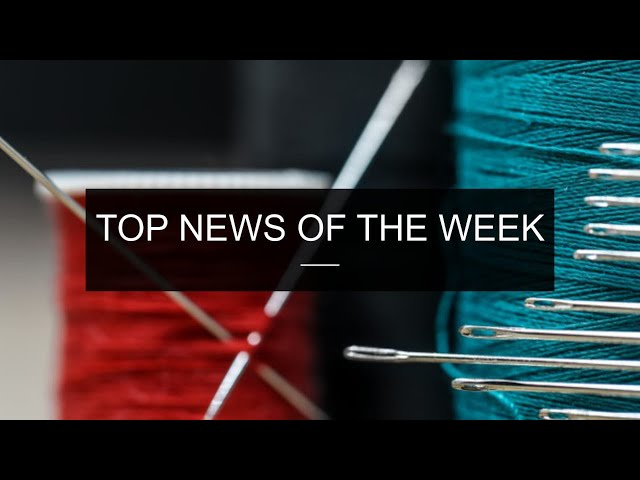 Top News of the Week – 16 to 22 October 2020