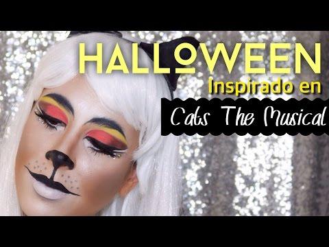 Halloween Makeup - Inspirado en Cats The Musical