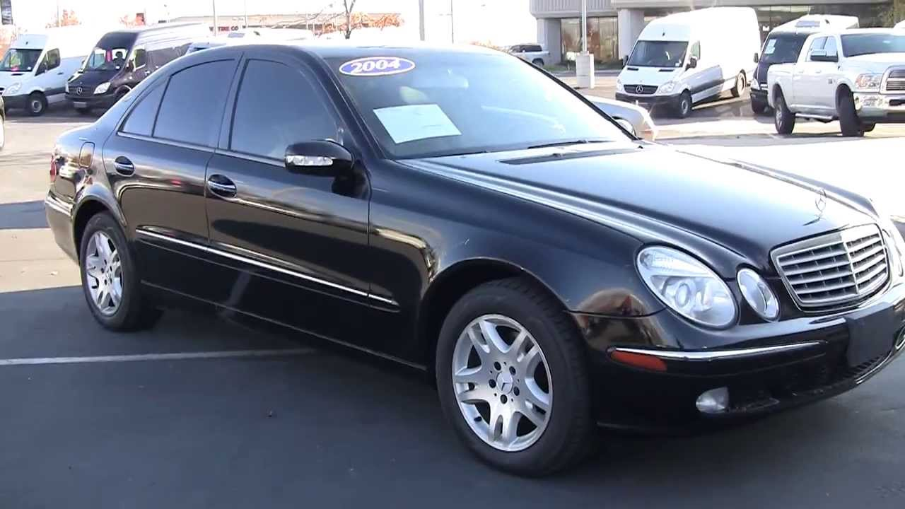Image gallery 2004 mercedes benz e320 for 2004 mercedes benz e320 review