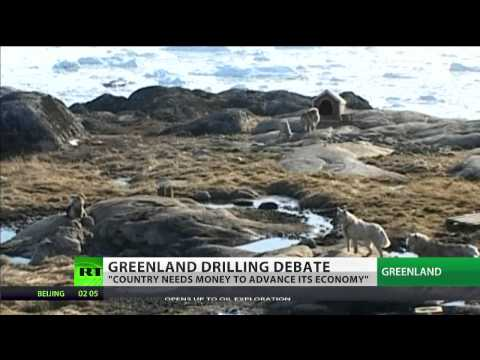 Oil execs pack for Greenland as drilling moratorium cancelled