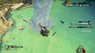Ps4 just cause 4 chaos in island