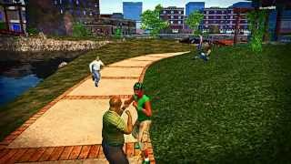 STREET FIGHT GAMEPLAY  - VIDEOGAME  PC GAME SR2