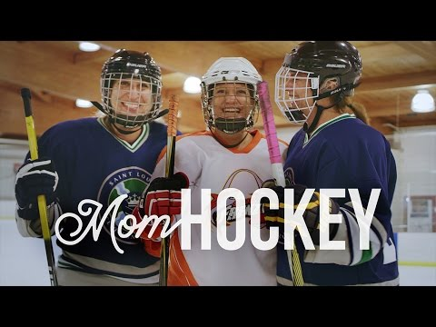 Mom Hockey
