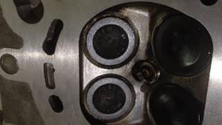 проверка герметичности клапанов!