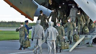 Военные врачи и коронавирус Снова на передовой