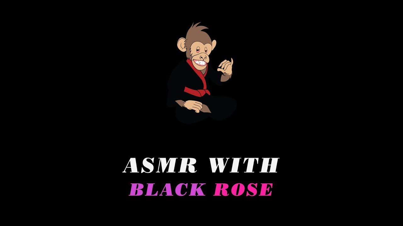 ASMR With Black Rose |Episode 1| How To Roll a Backwood Like A Pro With Black Rose
