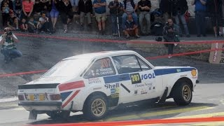 Rallye du Mont blanc 2015 Team3V N°4