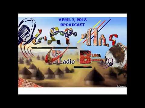 RADIO BLINA - APRIL 7, 2018 BROADCAST