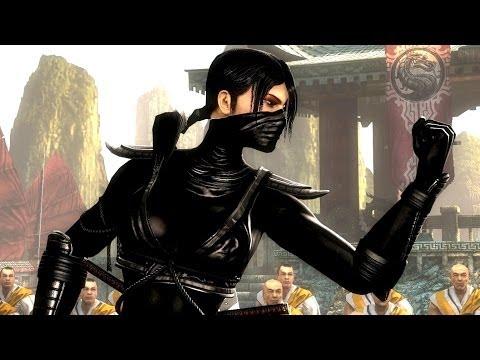 Mortal Kombat Komplete Mods Ninja Girls Tag Team Skarlet & Kitana