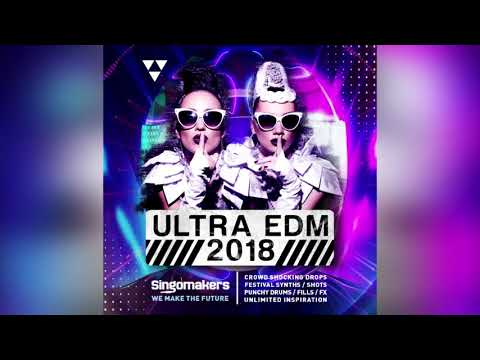 ULTRA EDM 2018 (Sample pack)