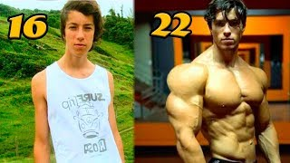 From Skinny to Fitness Monster - 22 Years Old Bodybuilder | Motivation 2018