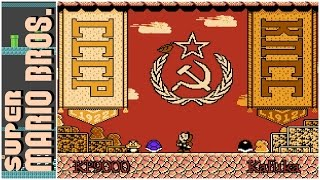 Communist Mario 3 (2016) | Super Mario Bros. 3 Hack
