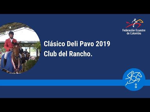 Clásico Deli Pavo 2019 Club del Rancho
